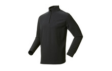 Odlo Men Stand-up collar 1/2 Zip BiG MOUNTAIN shale grey/black